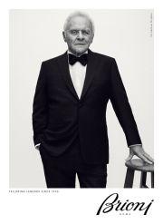 Anthony Hopkins Brioni Fall 2017 Campaign-1