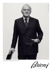 Anthony Hopkins Brioni Fall 2017 Campaign-2