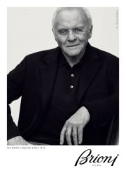 Anthony Hopkins Brioni Fall 2017 Campaign-4