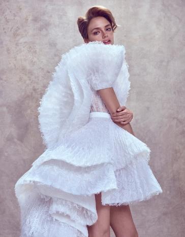 Ashi Studio Fall 2017 Couture Look 4C