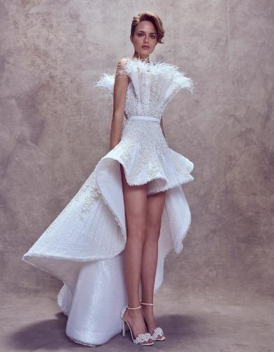 Ashi Studio Fall 2017 Couture Look 6