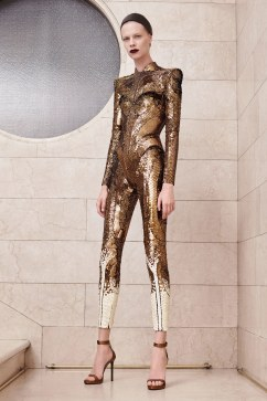 Atelier Versace Fall 2017 Couture Look 5