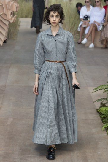 Christian Dior Fall 2017 Couture Look 12