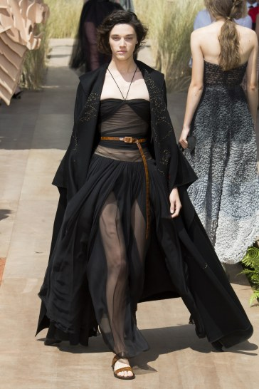 Christian Dior Fall 2017 Couture Look 25