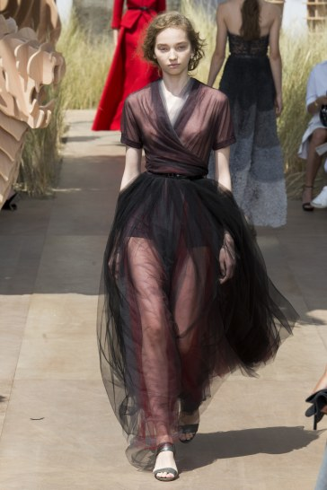 Christian Dior Fall 2017 Couture Look 26