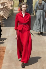 Christian Dior Fall 2017 Couture Look 27