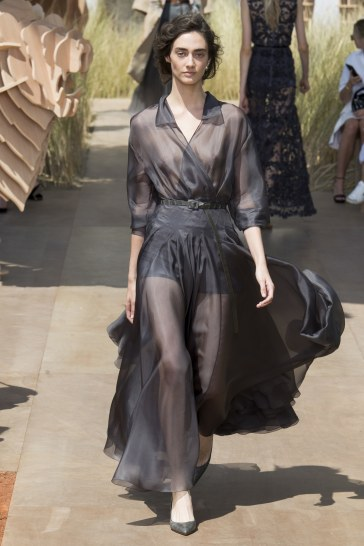 Christian Dior Fall 2017 Couture Look 39
