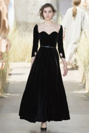 Christian Dior Fall 2017 Couture Look 50
