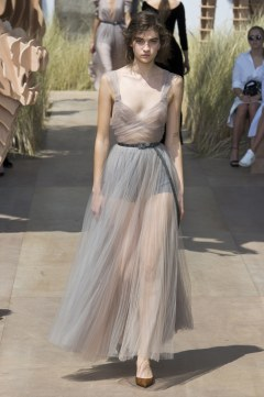 Christian Dior Fall 2017 Couture Look 58