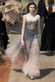 Christian Dior Fall 2017 Couture Look 63