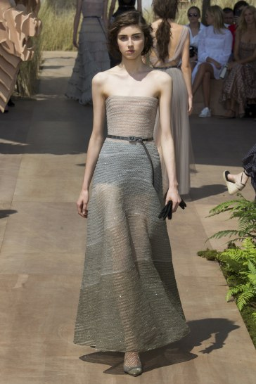 Christian Dior Fall 2017 Couture Look 65