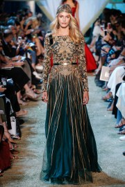 Elie Saab Fall 2017 Couture Look 10