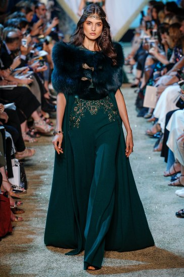 Elie Saab Fall 2017 Couture Look 12