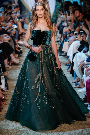 Elie Saab Fall 2017 Couture Look 13