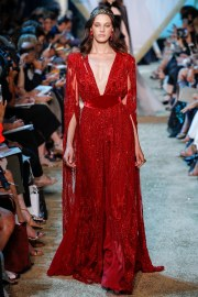 Elie Saab Fall 2017 Couture Look 17