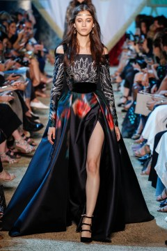 Elie Saab Fall 2017 Couture Look 19