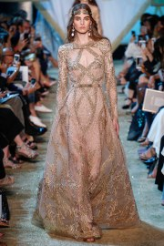 Elie Saab Fall 2017 Couture Look 22