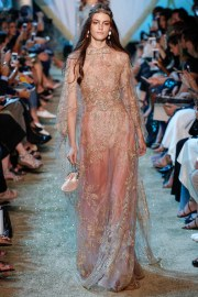 Elie Saab Fall 2017 Couture Look 23