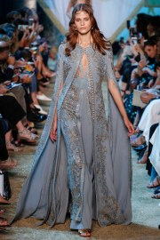 Elie Saab Fall 2017 Couture Look 24