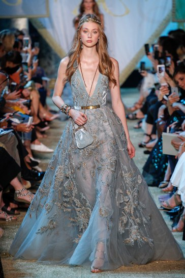 Elie Saab Fall 2017 Couture Look 25