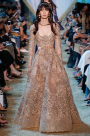 Elie Saab Fall 2017 Couture Look 27