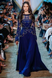 Elie Saab Fall 2017 Couture Look 28