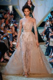 Elie Saab Fall 2017 Couture Look 29