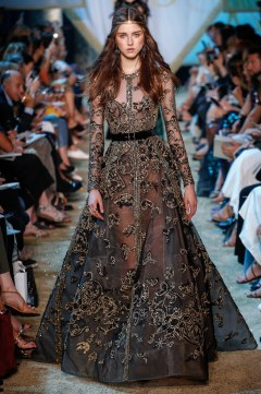 Elie Saab Fall 2017 Couture Look 33
