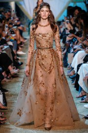 Elie Saab Fall 2017 Couture Look 35