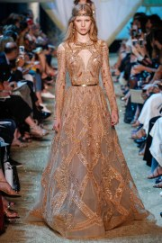 Elie Saab Fall 2017 Couture Look 37