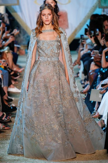 Elie Saab Fall 2017 Couture Look 39