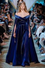 Elie Saab Fall 2017 Couture Look 4