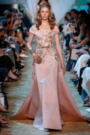 Elie Saab Fall 2017 Couture Look 41