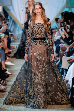 Elie Saab Fall 2017 Couture Look 44