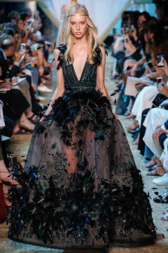 Elie Saab Fall 2017 Couture Look 45