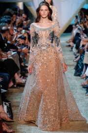 Elie Saab Fall 2017 Couture Look 50