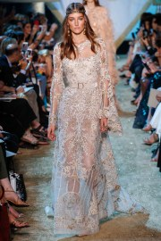 Elie Saab Fall 2017 Couture Look 53