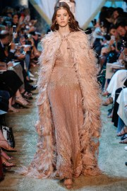 Elie Saab Fall 2017 Couture Look 54