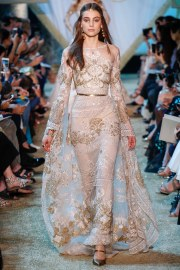 Elie Saab Fall 2017 Couture Look 56