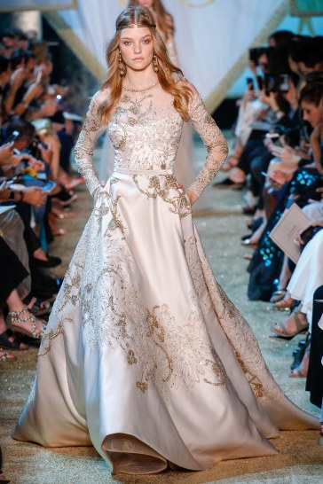 Elie Saab Fall 2017 Couture Look 57
