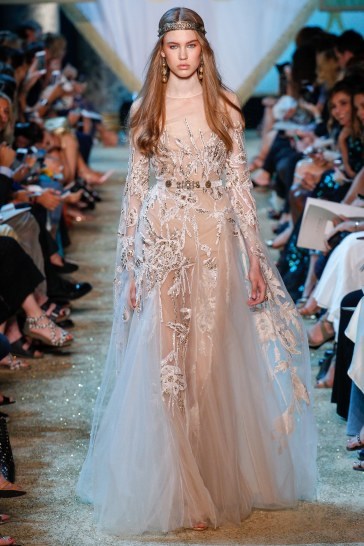 Elie Saab Fall 2017 Couture Look 58
