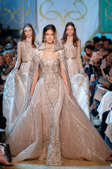 Elie Saab Fall 2017 Couture Look 59