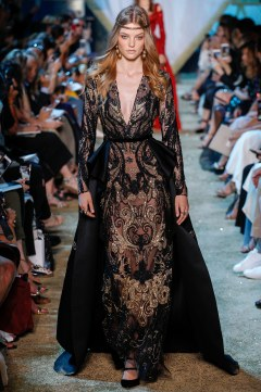 Elie Saab Fall 2017 Couture Look 7