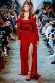 Elie Saab Fall 2017 Couture Look 8