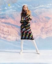 Gigi Hadid Missoni Fall 2017 Campaign-1