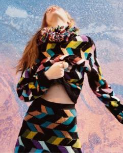 Gigi Hadid Missoni Fall 2017 Campaign-6