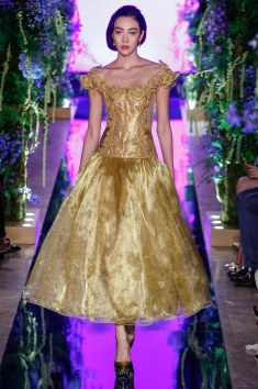 Guo Pei Fall 2017 Couture Look 4