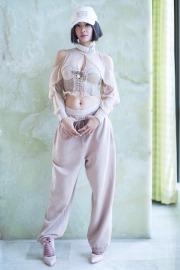 Jolin Tsai in Fenty X Puma Spring 2017-1