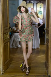 Ronald van der Kemp Fall 2017 Couture Look 1