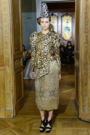 Ronald van der Kemp Fall 2017 Couture Look 14